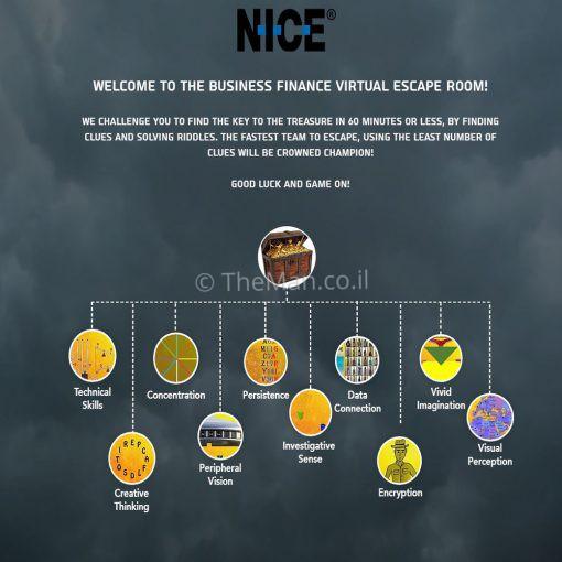 האתר הוירטואלי- NICE
